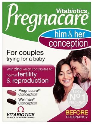 Hình ảnh củaViên Uống Tăng Cường Thụ Thai Pregnacare Before Conception For Her